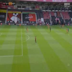 Bournemouth 0-1 Newcastle - Dwight Gayle 5'