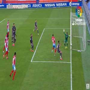 Lugo 1-0 Numancia - Manuel Barreiro penalty 12'