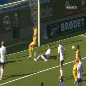 Odd 0-1 Bodø/Glimt - Philip Zinckernagel PK 16'