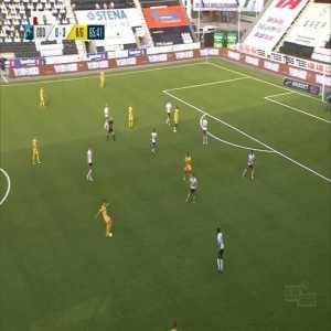 Odd 0-4 Bodø/Glimt - Sammy Skytte 66'