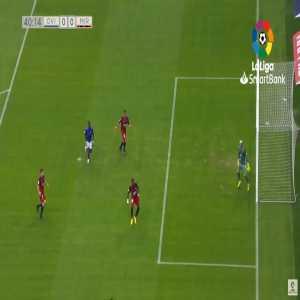 Real Oviedo 1-0 Mirandes - Alfredo Ortuno penalty 41'