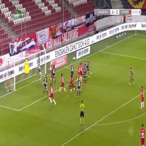 Red Bull Salzburg [5]-2 Sturm Graz - Mërgim Berisha 88'