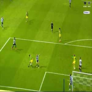 Sheffield Wednesday 0-3 West Brom: Pereira 85'