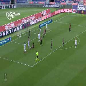 After scoring yesterday against Bologna, Cagliari striker Giovanni Simeone is the first player ever to have scored at least a Serie A goal in all 12 months of the year
