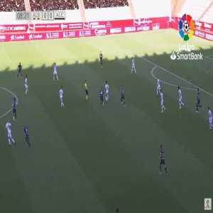Albacete 0-1 Alcorcon - Francisco Sandaza 9'