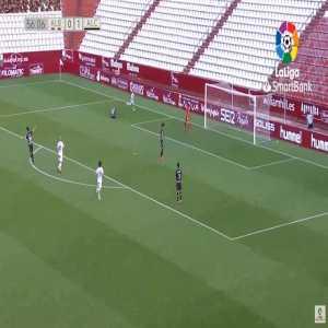 Albacete [1]-1 Alcorcon - Daniel Ojeda 57'