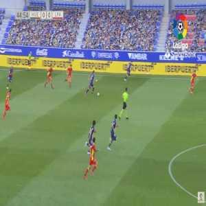 Huesca 1-0 Las Palmas - Shinji Okazaki 45'+1'