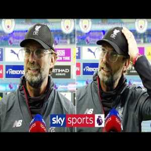 Jurgen Klopp: Full Post-Match Interview (Man City 4-0 Liverpool)