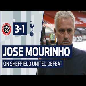 "Mourinho post SU match interview - ""Tough night, Jose?"" ""Yeah.... awful result"""