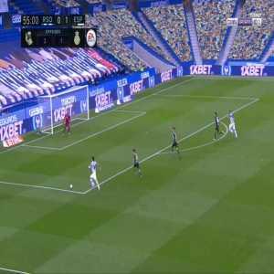 Real Sociedad [1]-1 Espanyol - Willian Jose 56'