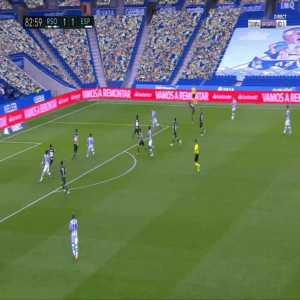 Real Sociedad [2]-1 Espanyol - Alexander Isak 84'