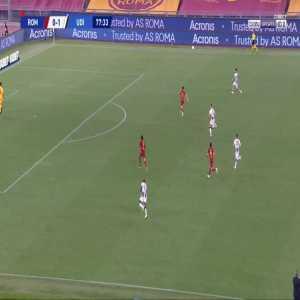 Roma 0-2 Udinese - Ilija Nestorovski 78'