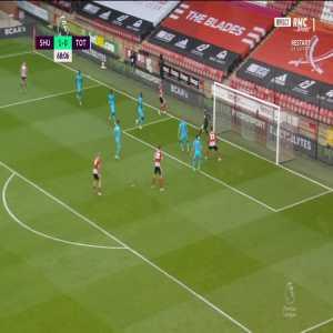 Sheffield Utd [2] - 0 Tottenham - Mousset 69'