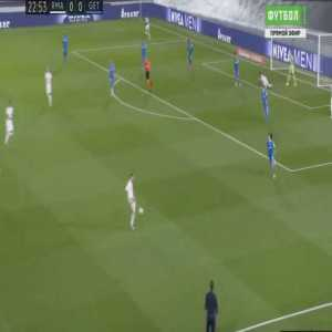 Soria (Getafe) great save vs Real Madrid