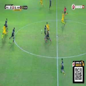 Vasco 0 - 0 Madureira - Catatau missed goal