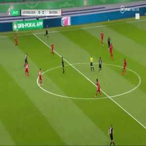 Bayer Leverkusen 0 - [2] Bayern Munchen - Gnabry
