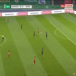 Bayer Leverkusen 0 - [3] Bayern Munchen - Lewandowski 59'