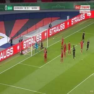Bayer Leverkusen [1] - 3 Bayern Munchen - Bender 63'