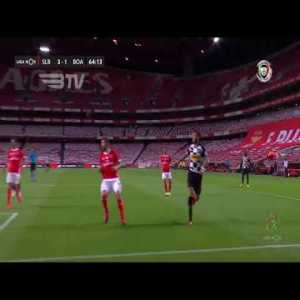 Benfica 3-[1] Boavista - Dulanto 65'