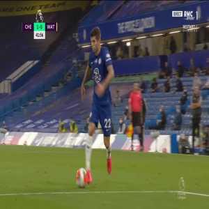 Chelsea [2] - 0 Watford - Willian (Penalty + Call) 43'