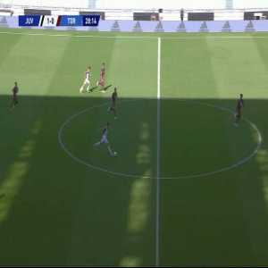 Juventus 2-0 Torino: Juan Guillermo Cuadrado goal 29'