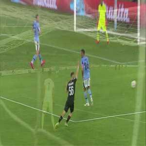 Lazio 0-2 Milan: Zlatan Ibrahimovic penalty goal 34'