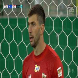 Lechia Gdańsk 0-3 Cracovia - Sergiu Hanca PK 90+4' (Polish Ekstraklasa)