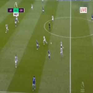 Leicester City [1]-0 Crystal Palace - Kelechi Iheanacho 49'
