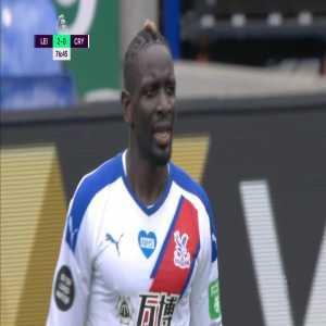 Leicester City 2-0 Crystal Palace: Vardy