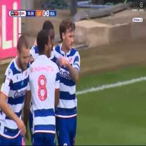 Luton 0-1 Reading Meite 17'
