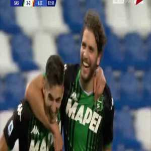 Sassuolo [4]-2 Lecce - Mert Muldur 83'