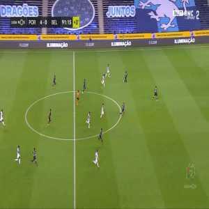 FC Porto 5-0 Belenenses SAD - Luis Diaz great strike 90'+2'