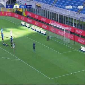 Inter Milan 1-1 Bologna - Juwara Goal