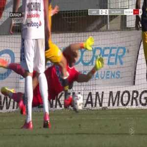 LASK 0-3 Red Bull Salzburg - Mohamed Camara PK 90+5'