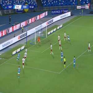 Napoli [2]-1 Roma - Lorenzo Insigne 82'