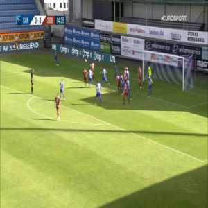 Sandefjord 0-1 Sarpsborg 08 - Ismaila Coulibaly 15'