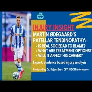 Explaining Real Madrid's Martin Ødegaard's knee patellar tendinopathy | Will it affect his career, what are treatment options, and does Real Sociedad bear any blame?