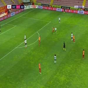 Kayserispor 1-0 Besiktas - Hasan Huseyin Acar 51'