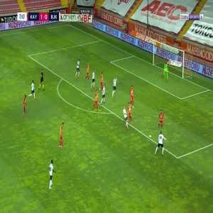Kayserispor 1-[1] Besiktas - Atiba Hutchinson 74'