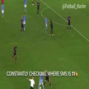 Kessie's man-marking on Milinković-Savić highlighted