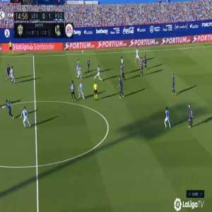Levante 1-1 Real Sociedad - Morales Goal