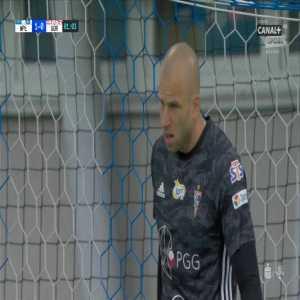 Martin Chudý (Górnik Zabrze) PK save vs. Wisła Płock (82', Polish Ekstraklasa)