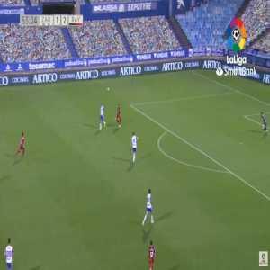 Real Zaragoza 1-[3] Rayo Vallecano - Alvaro Garcia 54'