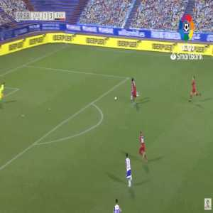 Real Zaragoza [2]-3 Rayo Vallecano - Javi Puado 61'