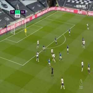 Tottenham [1] - 0 Everton - Lo Celso 24'