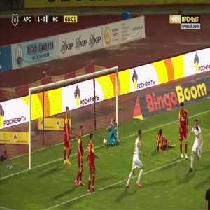 Arsenal-Tula 1-[4] Krylia Sovetov - Dejan Radonjic 69'
