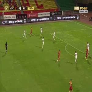 Arsenal-Tula [2]-4 Krylia Sovetov - Evgeni Lutsenko 79'