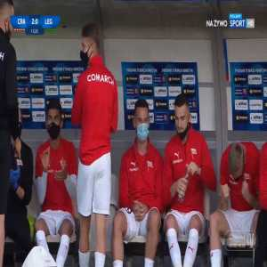 Cracovia 2-0 Legia Warszawa - Michał Helik 14' (Polish Cup)