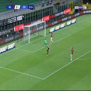 Milan 0 - [2] Juventus - Ronaldo 53'