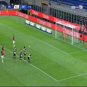 Milan [1] - 2 Juventus - Ibrahimovic 62' (Penalty + Call)